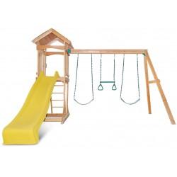 Lifespan Kids Albert Park Play Centre (Yellow Slide)