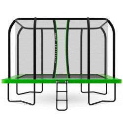 Lifespan Kids 12ft x 8ft HyperJump Rectangle Spring Trampoline