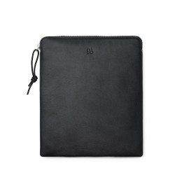 Bang & Olufsen A bag for your headphones Black Leather  (Compatible with All Headphones)