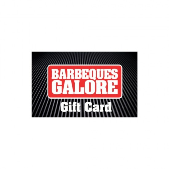 Barbeques Galore $500 Instant Flexi E-Gift Card
