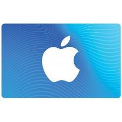 Apple Apps and Music Instant Gift Card - $50