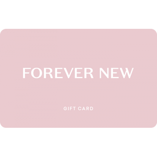 Forever New Instant Gift Card - $100