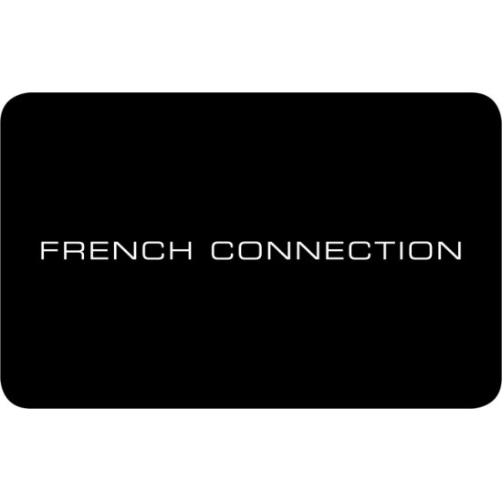 French Connection Instant Gift Card - $100