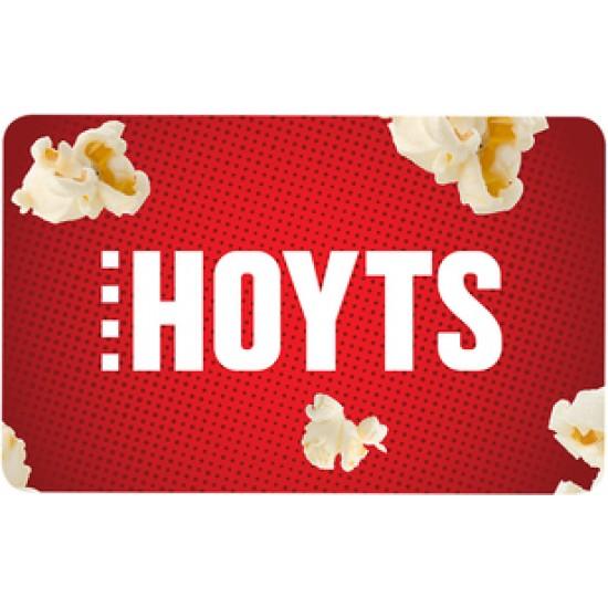 Hoyts Instant Gift Card - $25