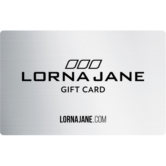 Lorna Jane Instant Gift Card - $100