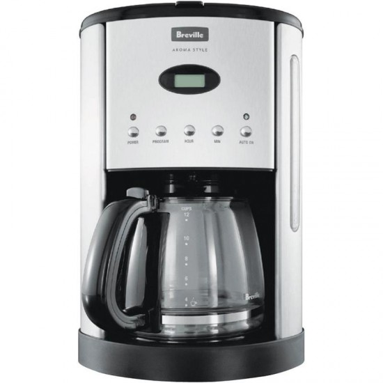 Breville 12 Cup Drip Filter Coffee Machine