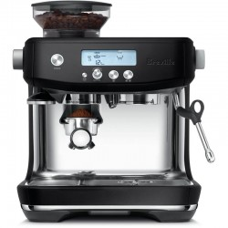 Breville The Barista Pro Espresso Machine - Black Truffle