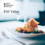 Dining Card - $50 Value