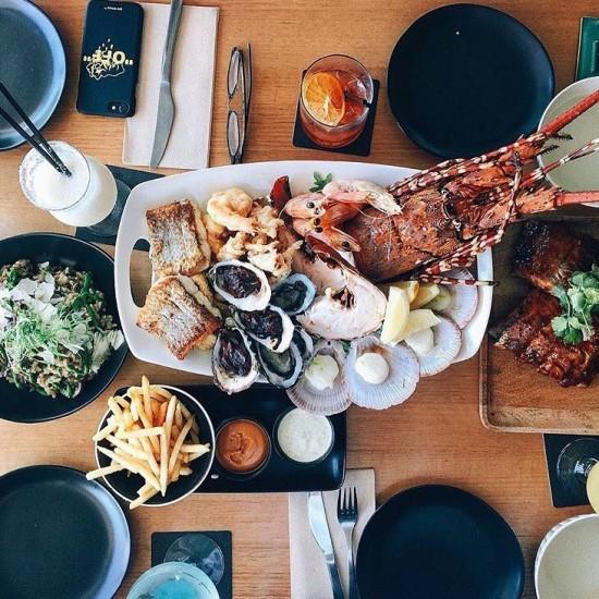 Seascape Restaurant + Bar