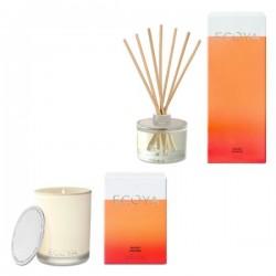 Ecoya Blood Orange Madison Candle and Diffuser Set