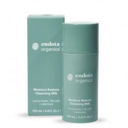 Endota Organics Moisture Restore Cleansing Milk 100ml