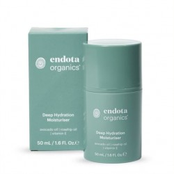 Endota Organics Deep Hydration Face Moisturiser 50ml