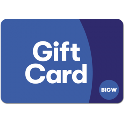 Big W $50 Instant Flexi E-Gift Card