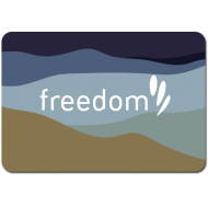 Freedom $50 Instant Flexi E-Gift Card