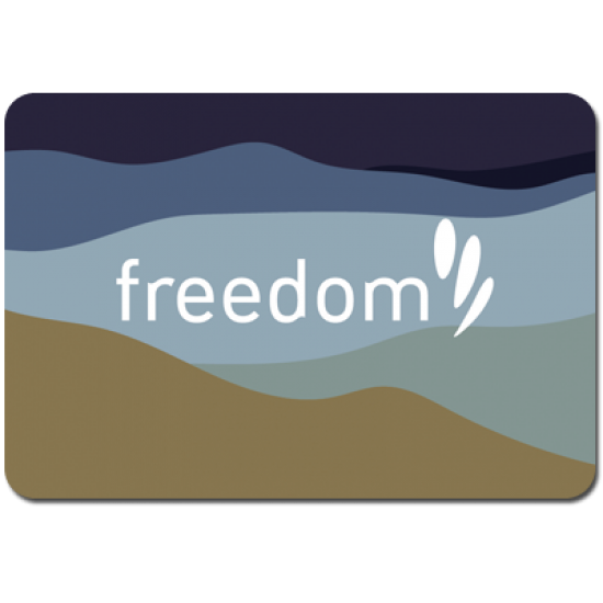 Freedom $200 Instant Flexi E-Gift Card