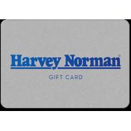 Harvey Norman $50 Flexi E-Gift Card