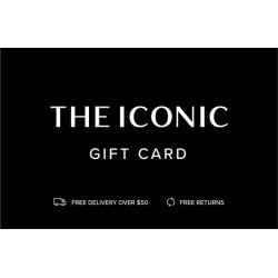 The Iconic Instant Gift Card - $50
