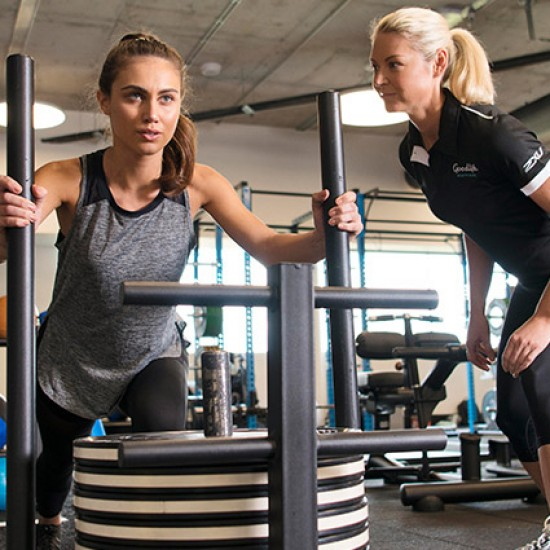 Get 10% off your membership with Goodlife Health Clubs