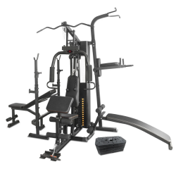 Lifespan Fitness GS-6 Ultimate Gym Package