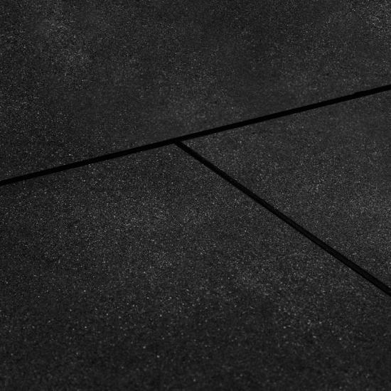 Lifespan Fitness Rubber Gym Floor Mat 15mm Set of 36