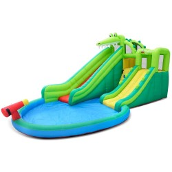 Lifespan Kids Crocadoo Slide & Splash