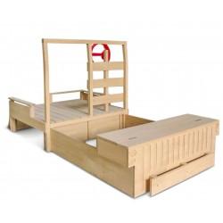 Lifespan Kids Wrangler Retractable Sandpit and Play