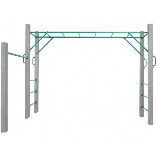 Lifespan Kids Amazon Monkey Bars Only (2.5m)