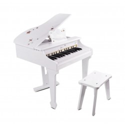 Lifespan Kids Grand Piano White by Classic World