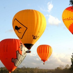 Cairns Hot Air Balloon 60 mins