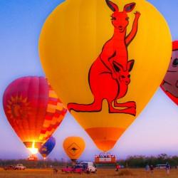 Cairns Hot Air Balloon 30 mins