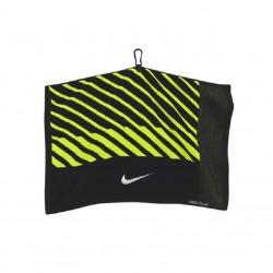 Nike Jacquard Towel Golf Face/Club - Black Volt