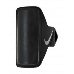 Nike Lean Arm Band - Black/Silver