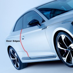 Permagard Exosphere Paint Protection Film: Door Edges (2 Doors)
