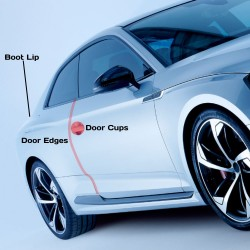Permagard Exosphere Paint Protection Film: Wear & Tear Package Standard