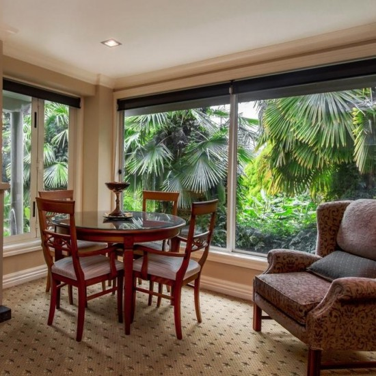 Sanctuary Palms - Save -55% at 5 star Suite with spa, fire-place. Recognised as one of the best couples Sanctuary's in New Zealand