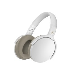 Sennheiser HD 350BT Bluetooth Over-Ear Headphones - White