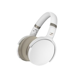 Sennheiser HD 450BT Bluetooth Over-Ear Headphones - White
