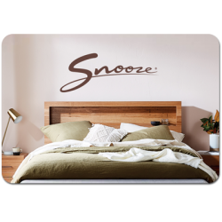 Snooze $500 Instant Flexi E-Gift Card