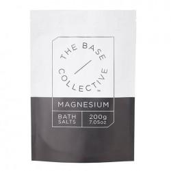 The Base Collective Magnesium Bath Salts 200g