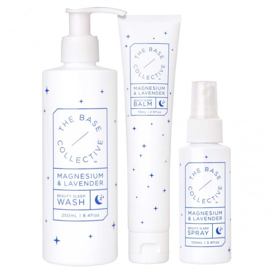 The Base Collective The Beauty Sleep Bundle - Magnesium & Lavender