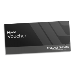 Village Cinema Adult Movie Voucher